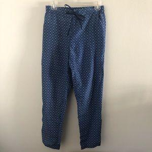 Joe Fresh Pajama Style Pattern Pants - 0